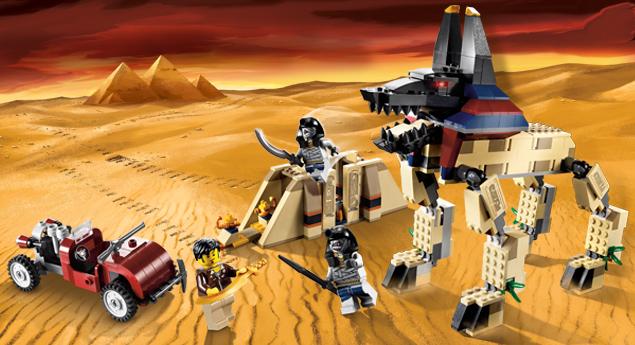 7326 le r veil du sphinx wiki lego fandom powered by wikia - Lego ninjago saison 2 ...
