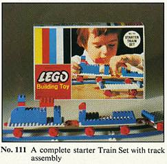 111-Starter Train Set without Motor