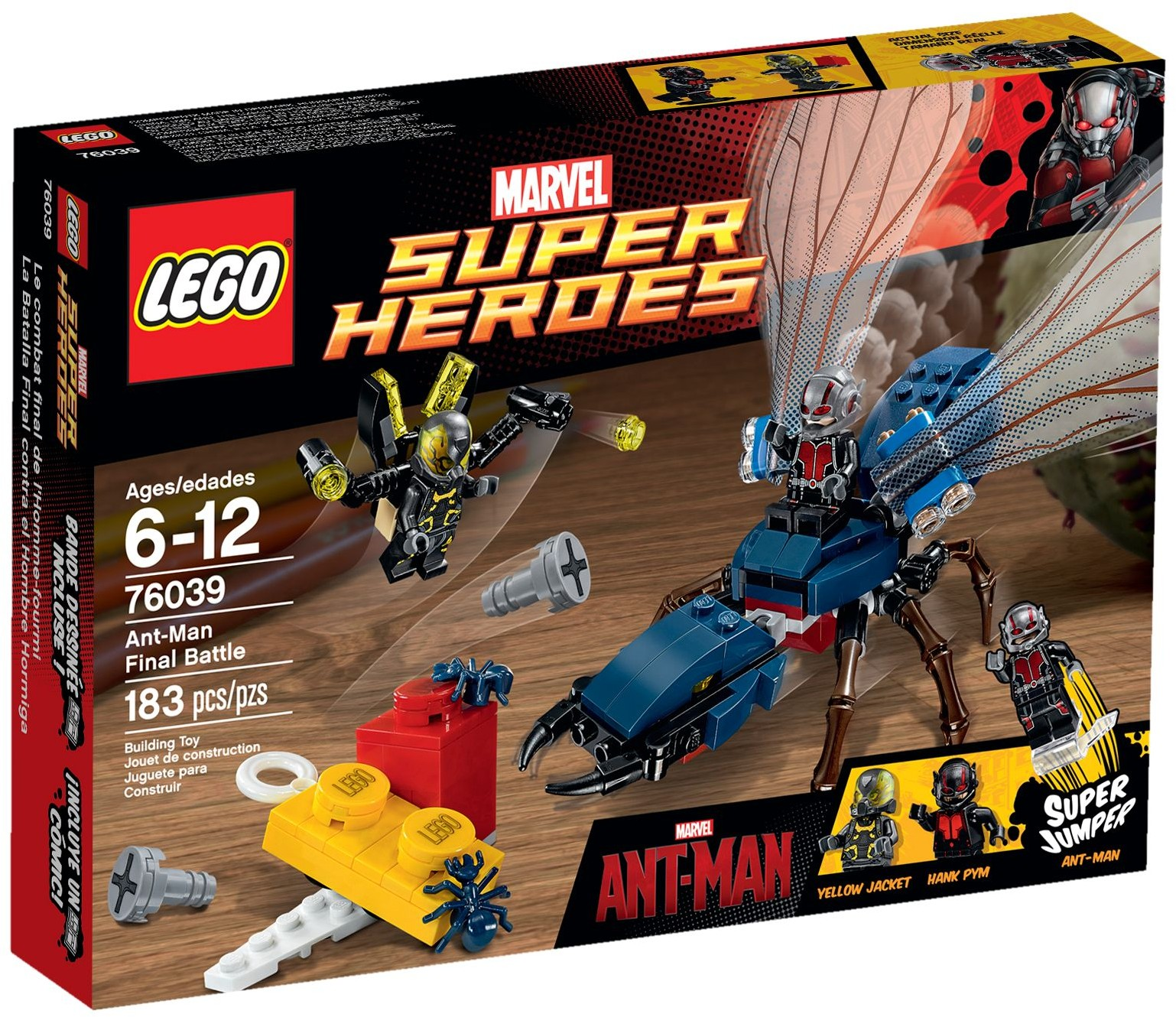 76039 Ant Man Final Battle