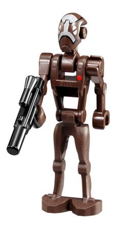 Commando Droid Captain
