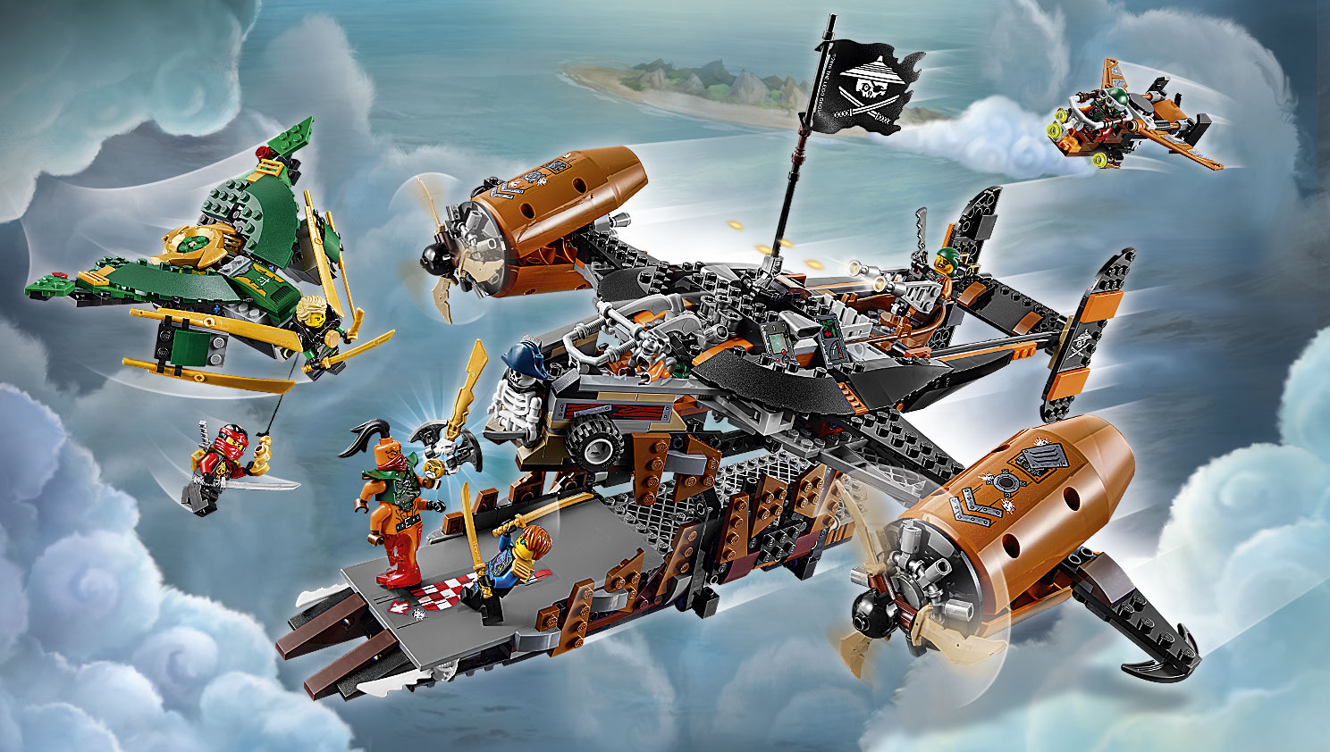 70605 Le Vaisseau De La Mal 233 Diction Wiki Lego Fandom