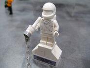 Space Police Statue (preliminary)