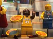 Shaq LEGO Movie