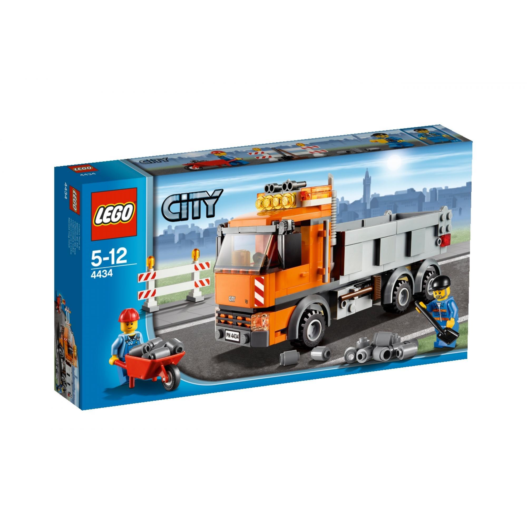 4434 dump truck brickipedia fandom powered by wikia - Image lego city ...