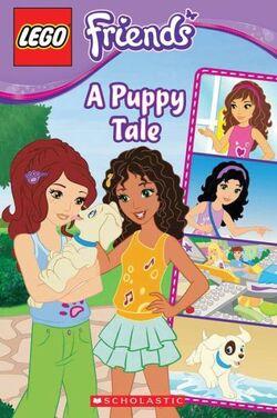 Friends Puppy Tale