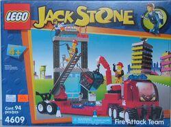 Jack stone Fire attack team box