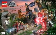 LEGO Jurassic World The Videogame RUN!-0