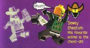 Lego mania magazine sep oct 1996 dewey