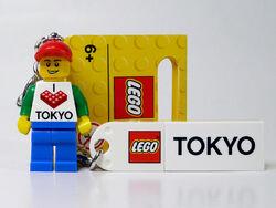 Tokyo Exclusive Key Chain