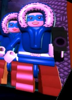 Freeze Girl