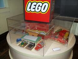 LEGO Wooden Toys Museum