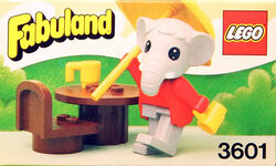 3601-Elton Elephant