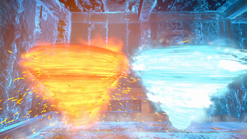 MoS3FireIceSpin