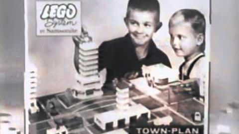 1955 Lego System Commercial