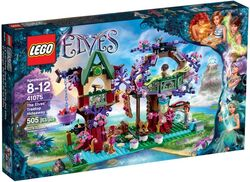 41075 The Elves' Treetop Hideaway