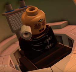 Davros in LEGO Dimensions