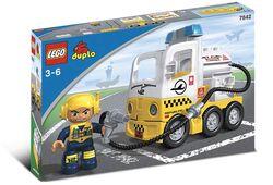 7842-Jet Fuel Truck