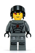 Space Police Officer 5971