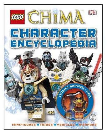 lego legends of chima character encyclopedia