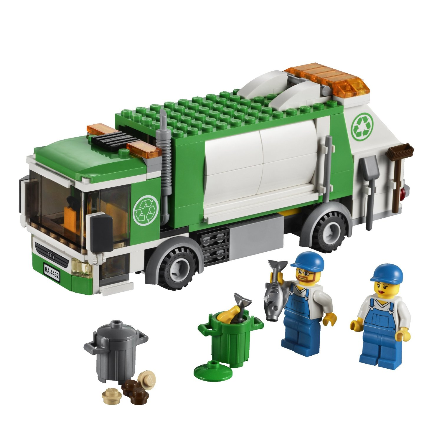 4432 Le Camion Poubelle Wiki Lego Fandom Powered By Wikia