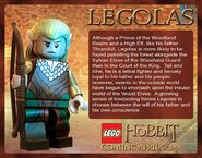 LEGO Legolas Description