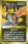 Axelcard