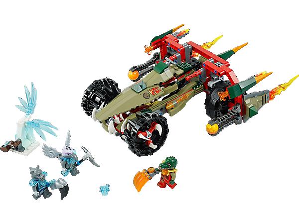 70135 le croc 39 tireur de feu wiki lego fandom powered - Chima saison 2 ...