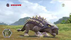 LEGO Ankylosaur