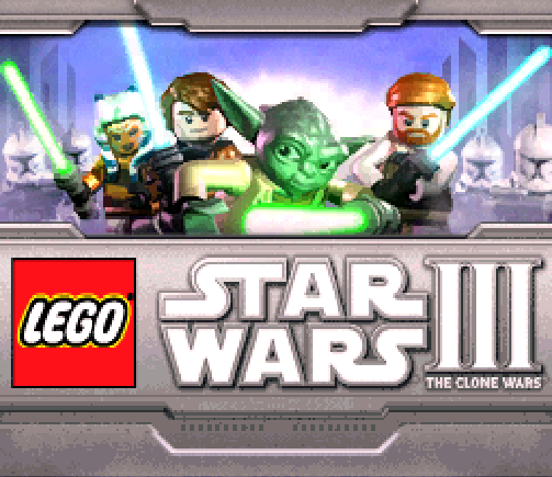 Star Wars Clone Wars Nds Lego Iii Star Wars The Clone