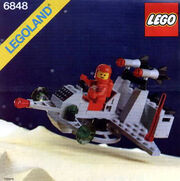 6848 Interplanetary Shuttle