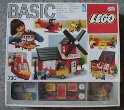 730-Basic Building Set