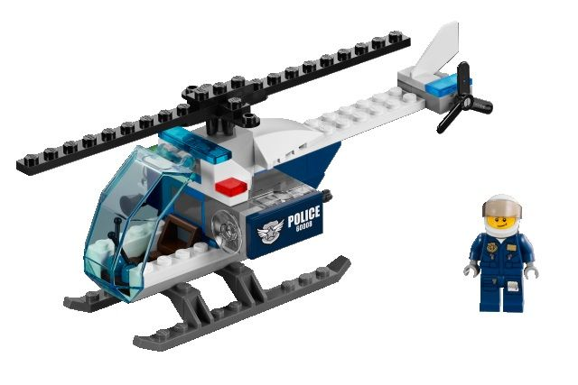 Lego 60008 City – Museum Break-in   i Brick City