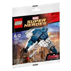 30304 The Avengers Quinjet