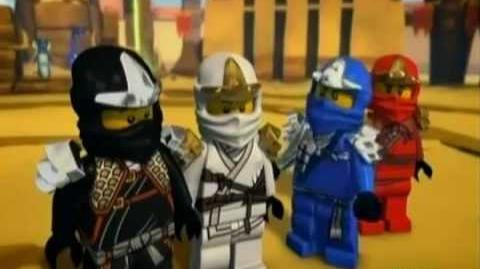 Video - Lego Ninjago Rise of the Snakes Episode 6 The ...