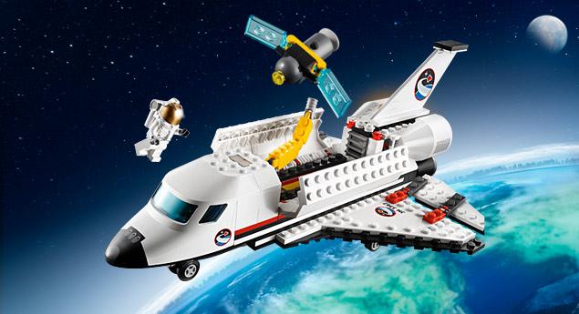 lego duplo space shuttle - photo #25