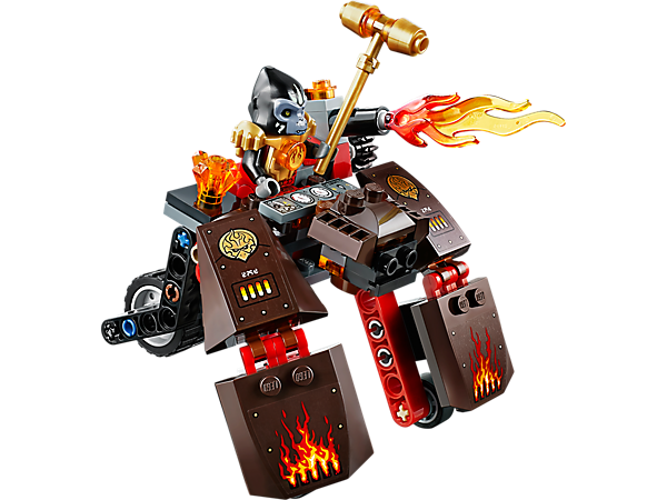 Fichier 70147 la forteresse des glaces de sir fangar - Lego chima saison 2 ...