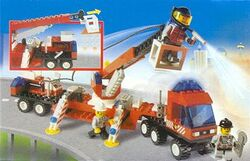 6477 Firefighter's Lift Truck
