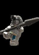 Mummy warrior