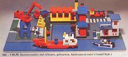 364-Harbour Scene