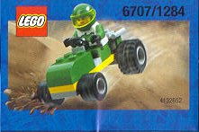 6707 Green Buggy