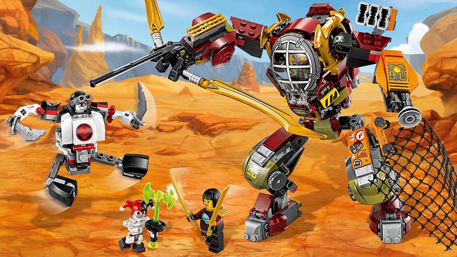 70592 Le Robot De Ronin Wiki LEGO Fandom Powered By Wikia
