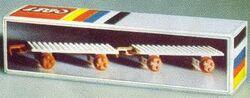 152-Two Train Wagons