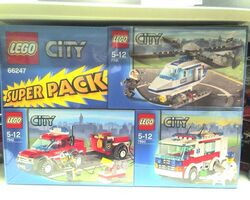66247-1 City Super Pack