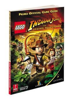 LEGO Indiana Jones The Original Adventures Prima Guide