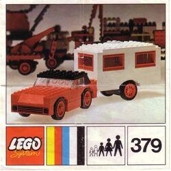 379-Car and Caravan