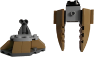 Drone walker 2 parts