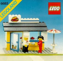 6683 Hamburger Stand