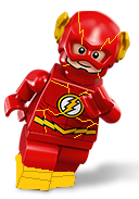 Lego Barry Allen | My creations, The Art of Derian B. Lopez
