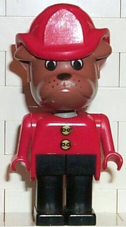 Barty Bulldog