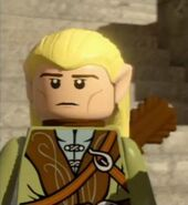 LotR Game Legolas
